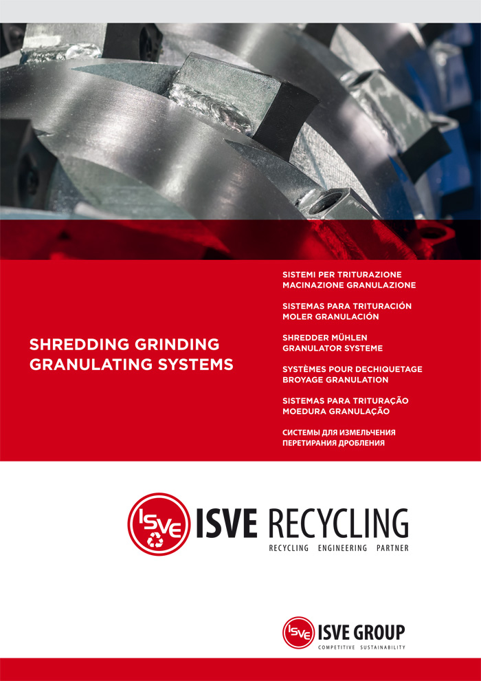 ISVE RECYCLING brochure