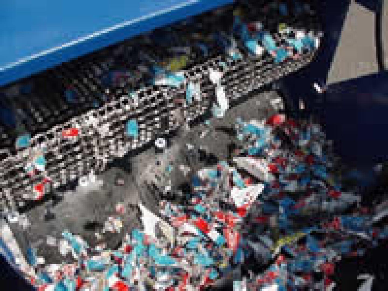 impianti smaltimento confezioni