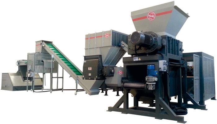 sistemi per triturazione macinazione granulazione